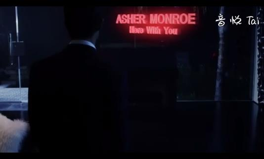 Here With You-Asher Book